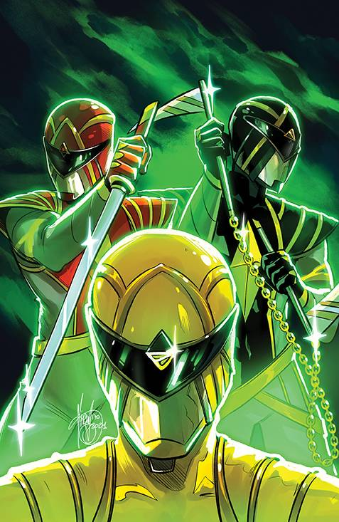 GO GO POWER RANGERS TP VOL 09 (C: 1-1-2)