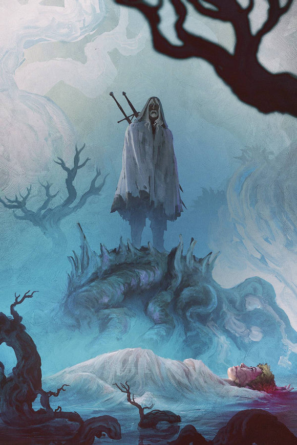 WITCHER WITCHS LAMENT #3 (OF 4) CVR B FINNSTARK