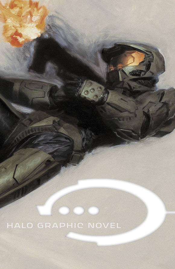 HALO GRAPHIC NOVEL TP (C: 0-1-2)