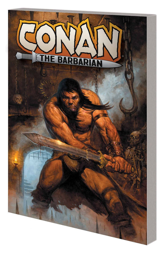 CONAN THE BARBARIAN BY JIM ZUB TP VOL 01 INTO THE CRUCIBLE