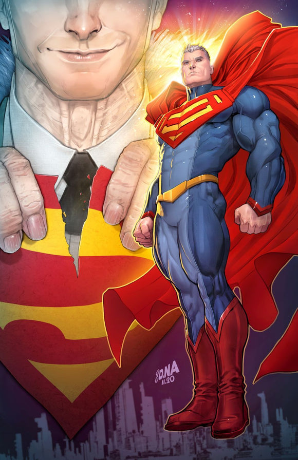 FUTURE STATE: SUPERMAN VS. IMPERIOUS LEX #3 NAKAYAMA