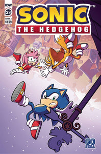SONIC THE HEDGEHOG #39 CVR A ABBY BULMER (C: 1-0-0)