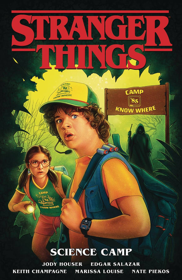 STRANGER THINGS TP VOL 04 SCIENCE CAMP (C: 0-1-2)
