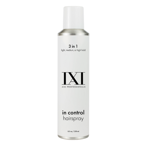 3 in 1 In Control Hair Spray
