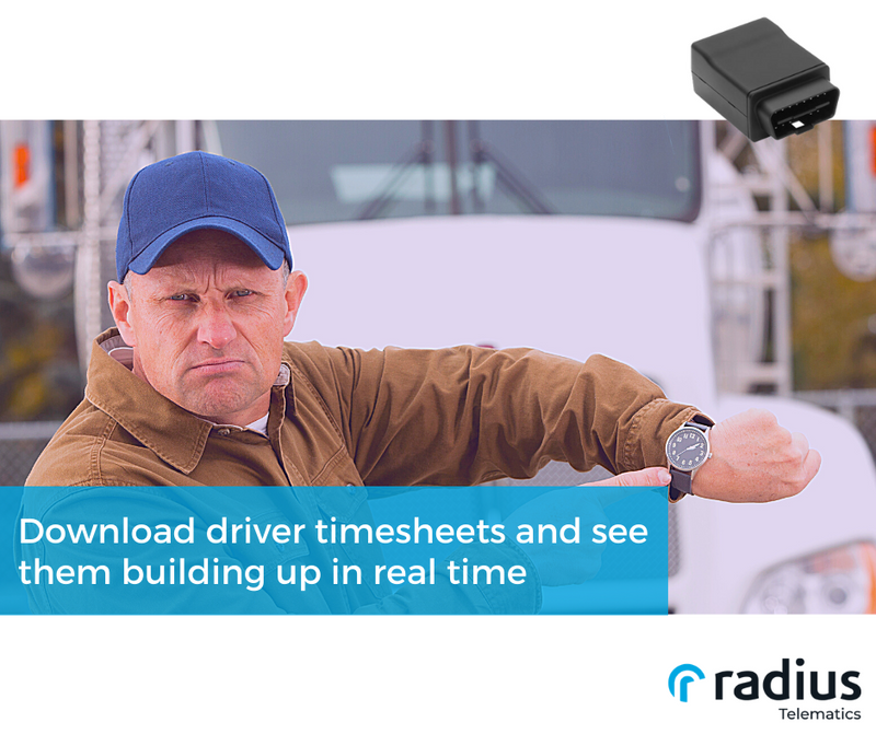 OBD Device - Self install vehicle tracking