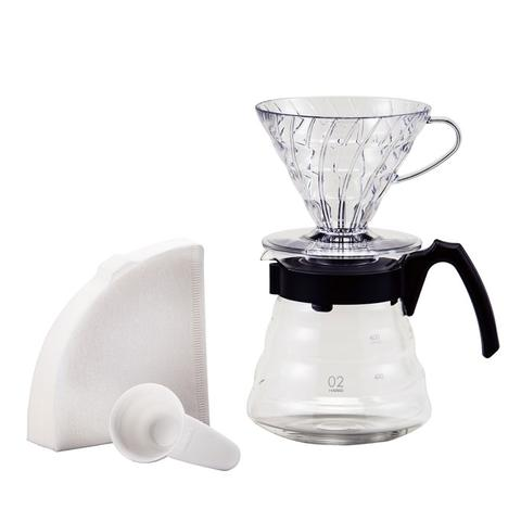 Hario Craft Coffee Maker - Pour Over Kit