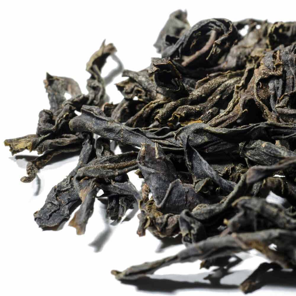 Burmese Green Loose Leaf Green Tea