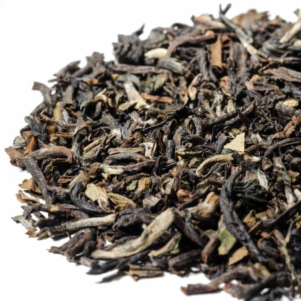 Darjeeling Loose Leaf Black Tea from India