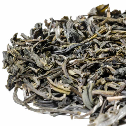 An easy-drinking loose leaf green tea from Vietnam