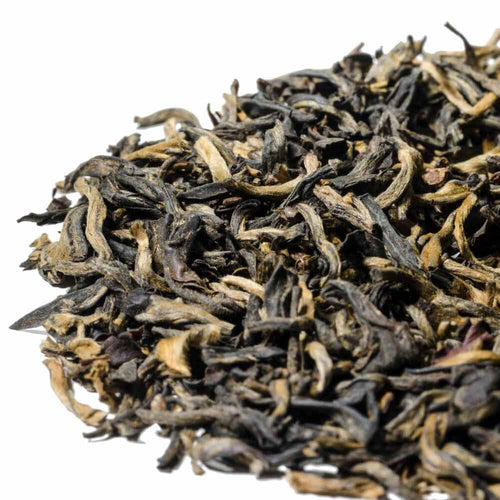 Yunnan Loose Leaf Black Tea, also known as Dianhong Tea from China