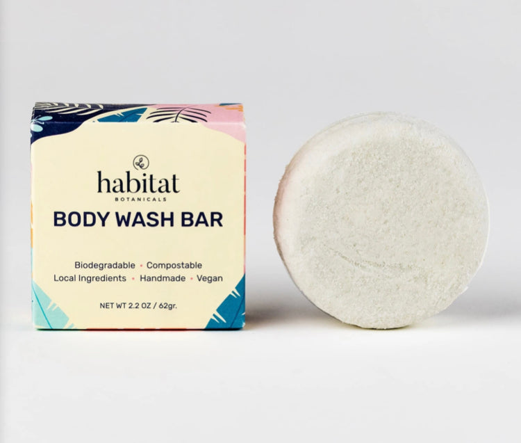 natural body wash bar