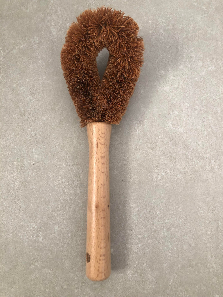 XL biodegradable cleaning brush