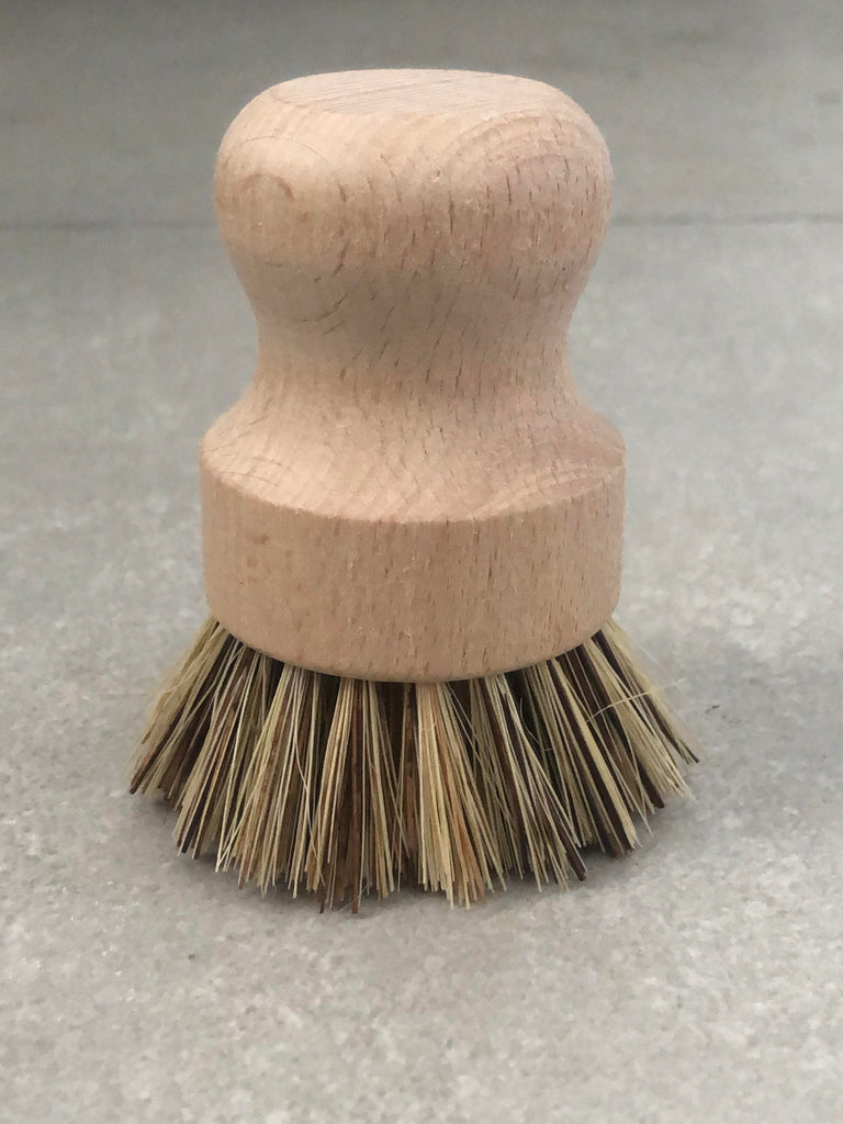 S biodegradable cleaning brush