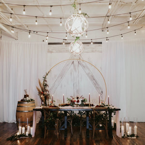 Micro Feast Wedding