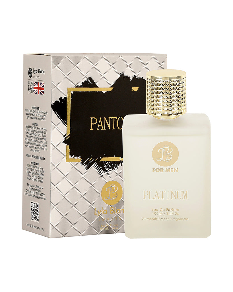Lyla Blanc Pantone Perfume 100 Ml Edp For Men