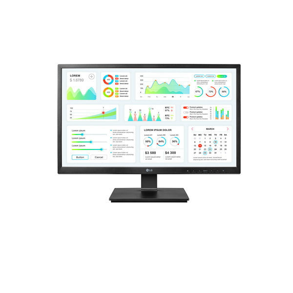 MONITOR LG IPS 27P UHD 4K (3840 X 2160) 5MS USB-TYPE-C