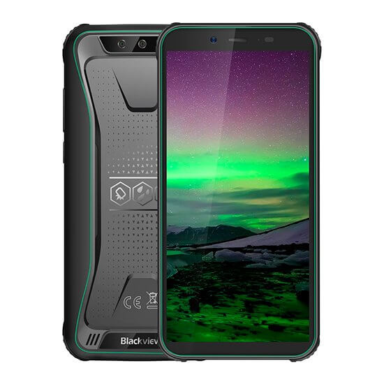 BLACKVIEW BV5500 2/16GB DUAL SIM GREEN