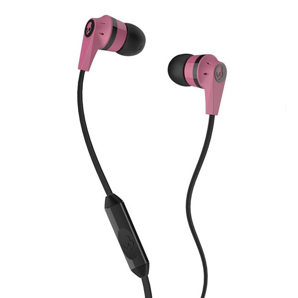 SKULLCANDY EARPHONE INKD 2.0 PINKBLACK