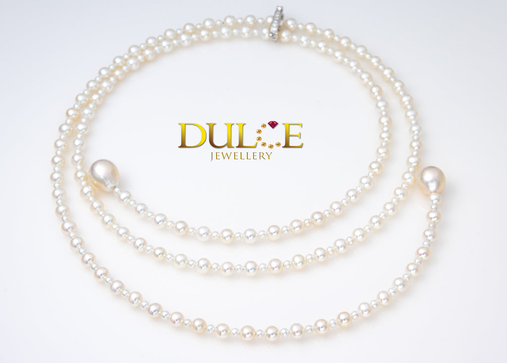 SN313 Freshwater Pearls Necklace