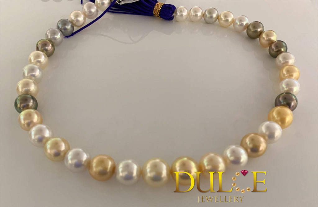 Australian Southsea Pearls Necklace