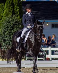 Courtney Bolender Dressage