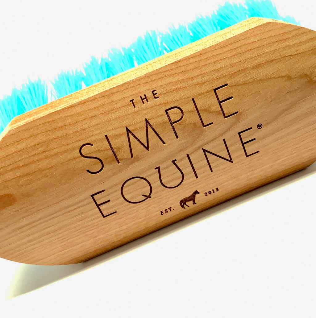 horse grooming brush