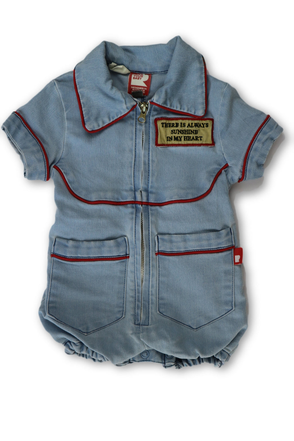 Rock Your Baby Playsuit size 000 - Use-Ta! Preloved Children's Wear Online
