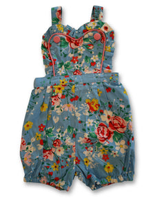 Rock Your Kid Playsuit size 3 - Use-Ta! Preloved Children's Wear Online