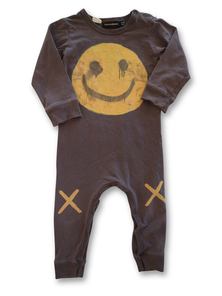 Rock Your Baby Jumpsuit size 1 - Use-Ta! Preloved Children's Wear Online
