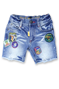 Rock Your Kid Shorts size 3 - Use-Ta! Preloved Children's Wear Online