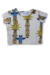 Mini Rodini T-Shirt size 0 - Use-Ta! Preloved Children's Wear Online