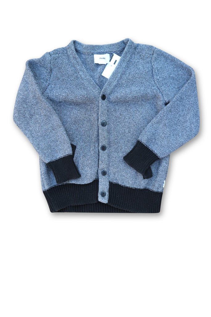Chi Khi Cardigan size 1-2 - Use-Ta! Preloved Children's Wear Online