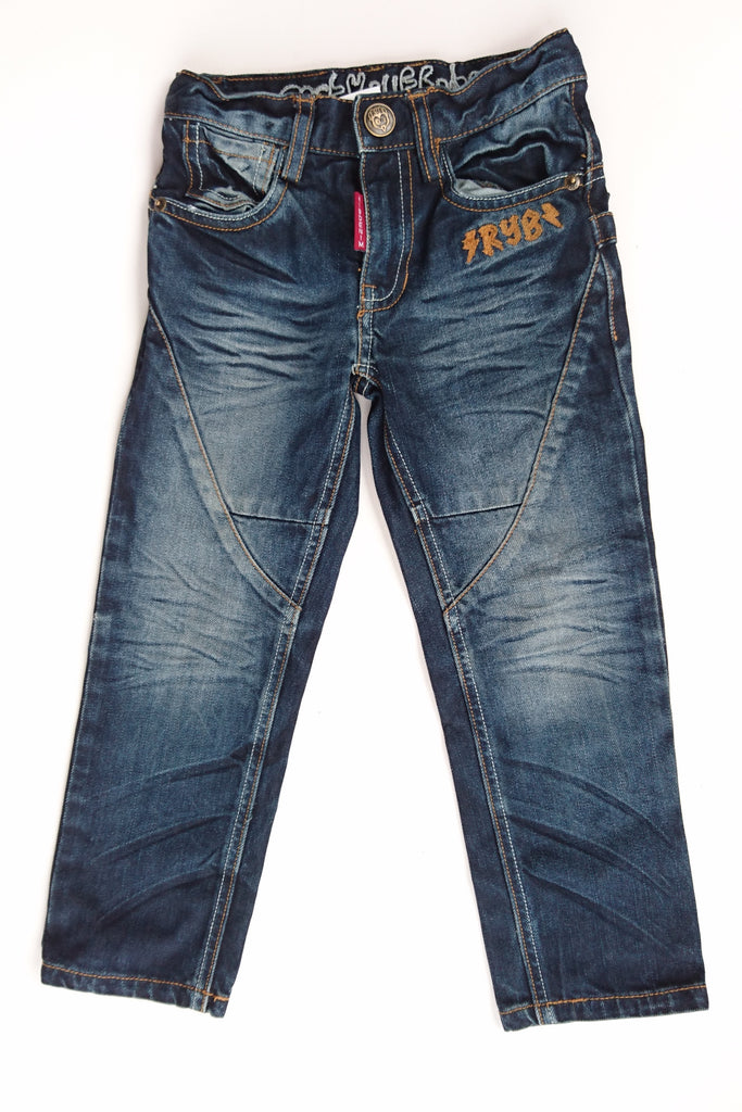 Rock Your Baby Jeans size 4 - Use-Ta! Preloved Children's Wear Online
