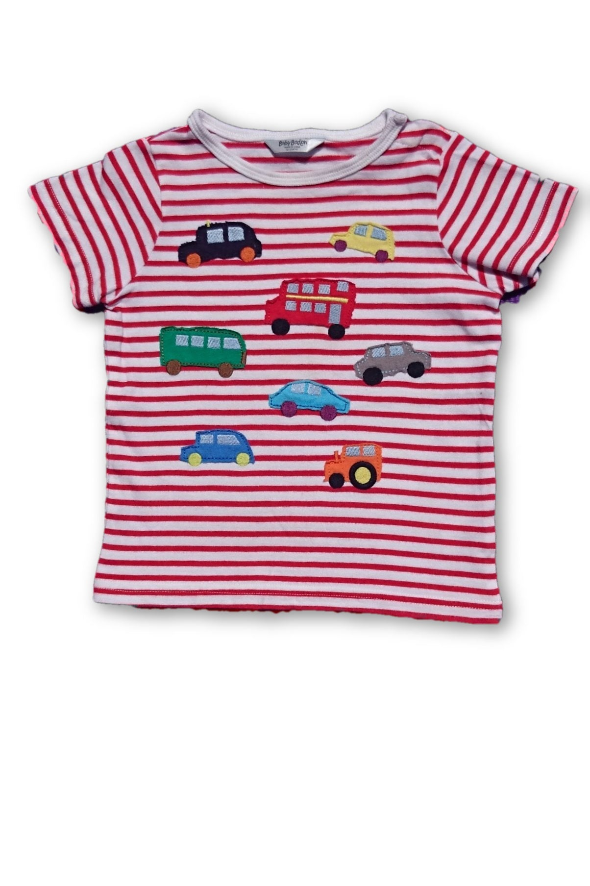 Mini Boden T-Shirt size 1 - Use-Ta! Preloved Children's Wear Online
