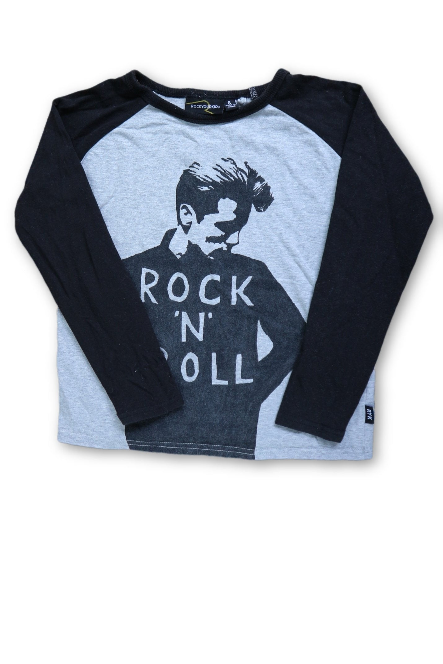 Rock Your Kid T-Shirt size 6