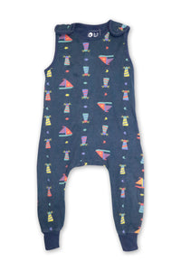 Picalilly Dungarees Size 2-3Y
