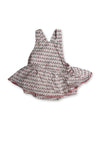 Bebe by Minihaha Dress size 00 (3-6M)