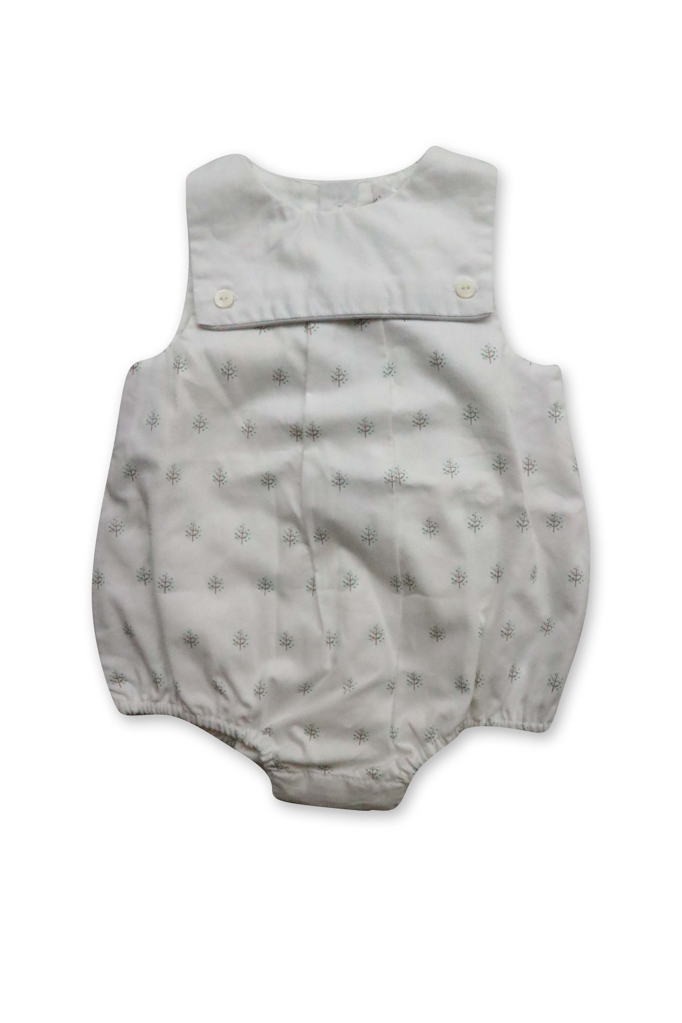 Jacadi Playsuit size 000 (0-3M)