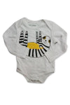 Tiny Tribe Bodysuit size 00 (3-6M)