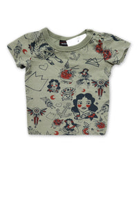 Rock Your Baby T-Shirt size 00 (3-6M)