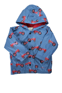 Hatley Raincoat size 2 - Use-Ta! Preloved Children's Wear Online