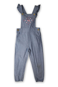 Purebaby Overalls Size 4