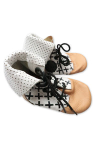 From Zion Soft Soles size 6-12M
