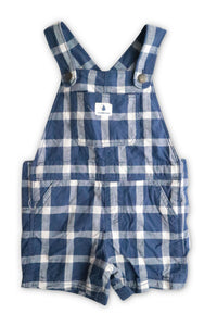 Country Road Overalls size 1 (12-18M)