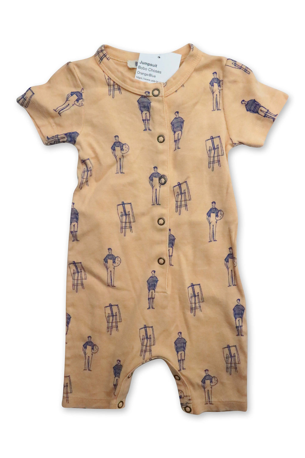 Bobo Choses Jumpsuit size 00 (3-6M)