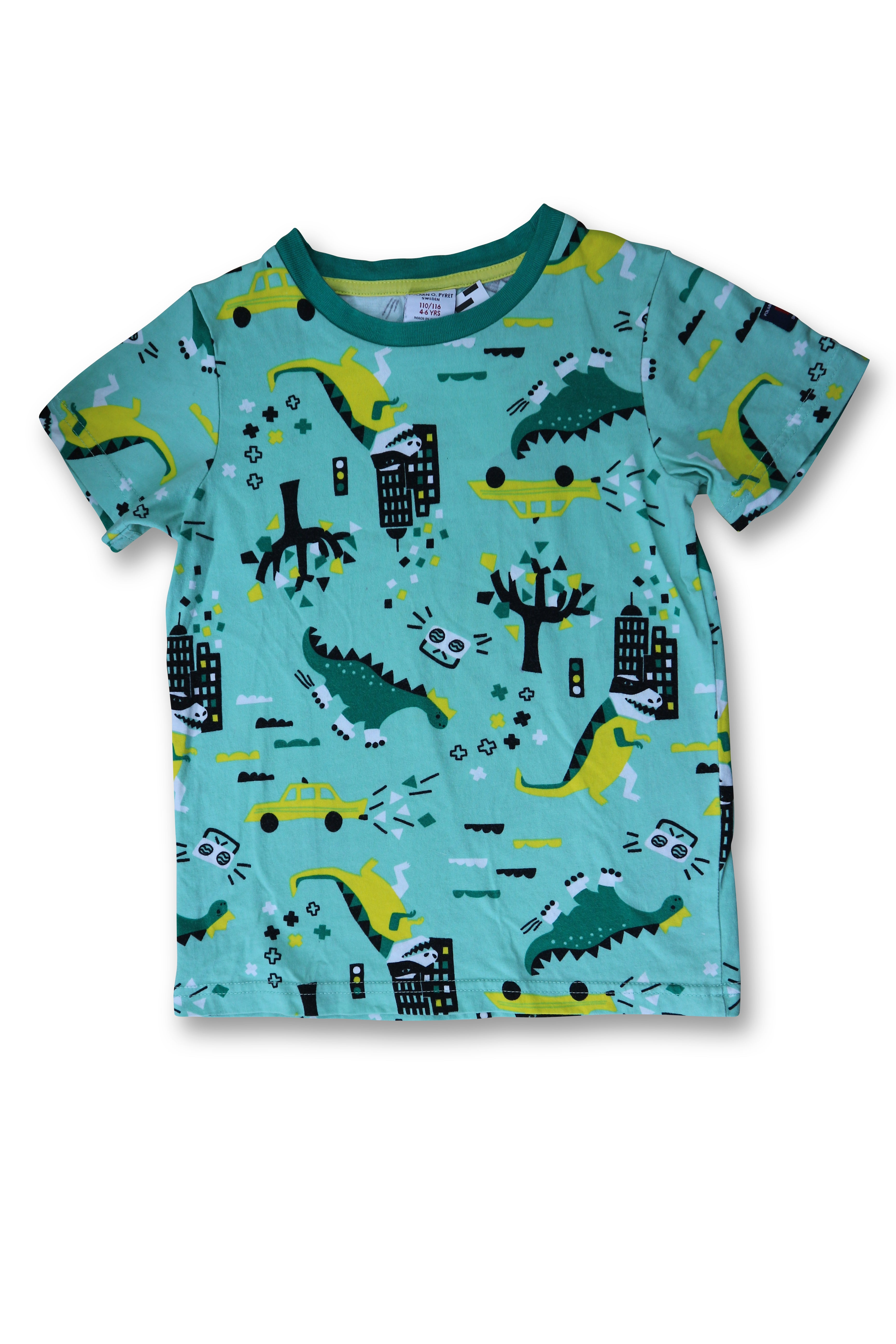 Polarn O. Pyret T-Shirt size 4-6 - Use-Ta! Preloved Children's Wear Online
