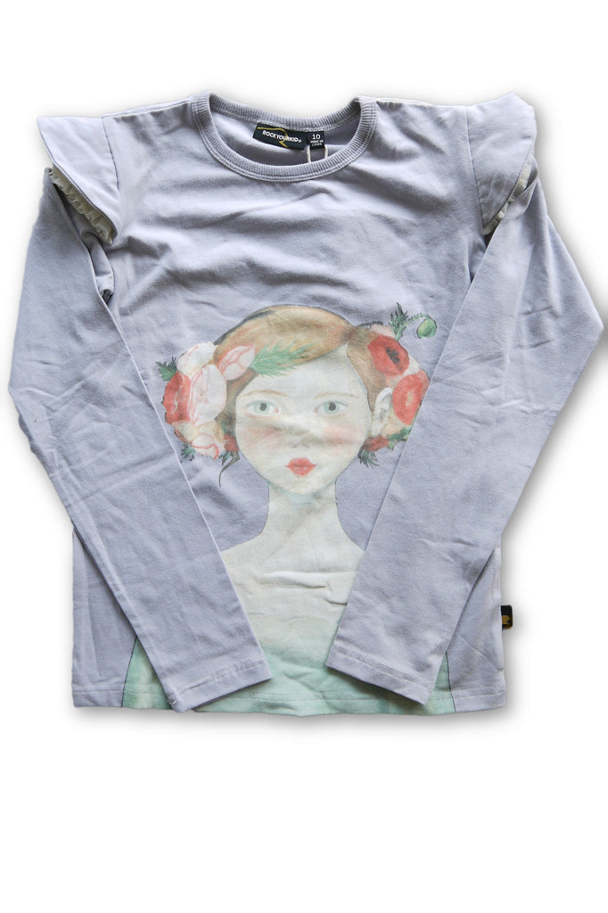 Rock Your Kid Top size 10 - Use-Ta! Preloved Children's Wear Online
