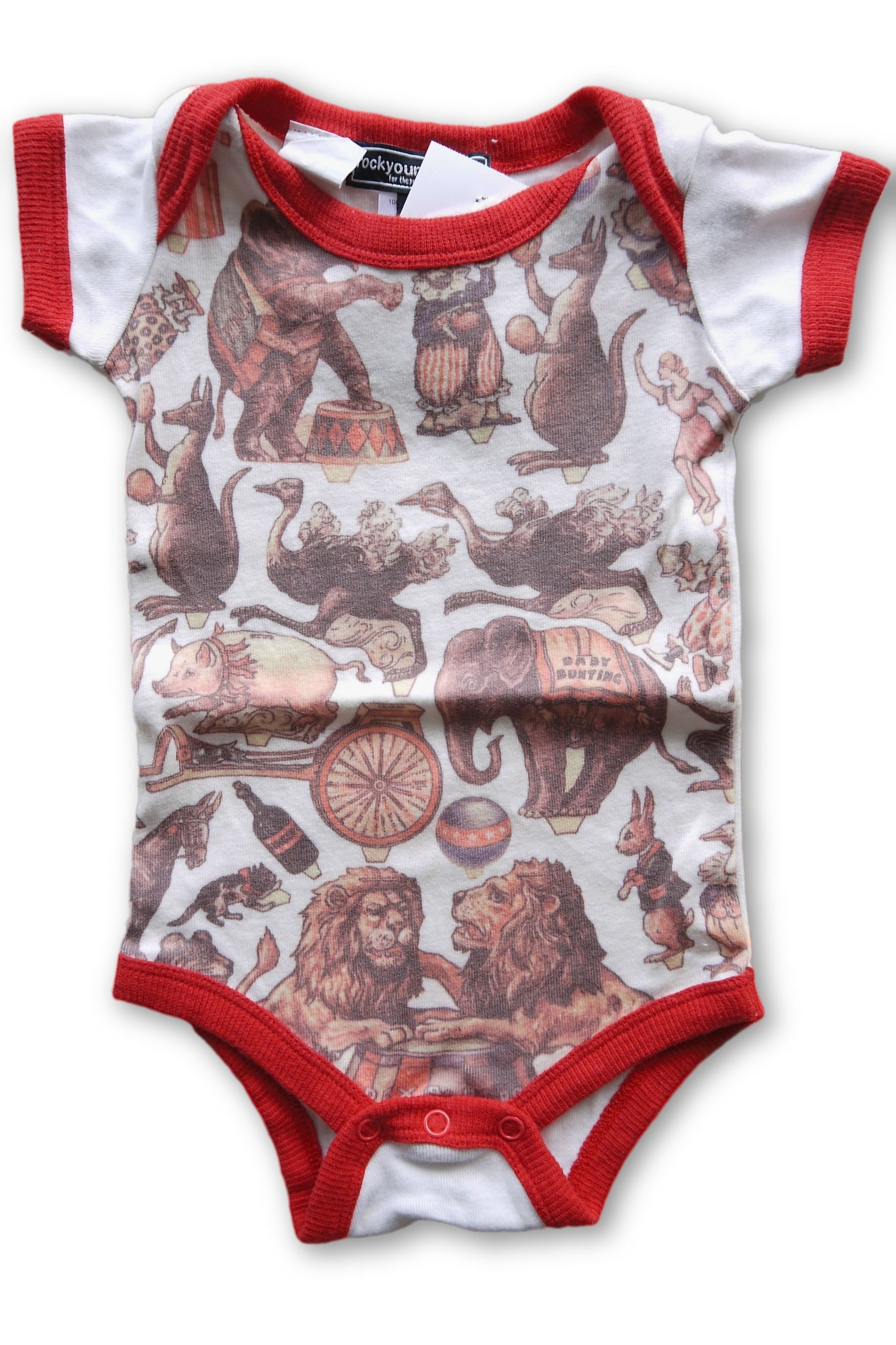 Rock Your Baby Bodysuit size 00 - Use-Ta! Preloved Children's Wear Online