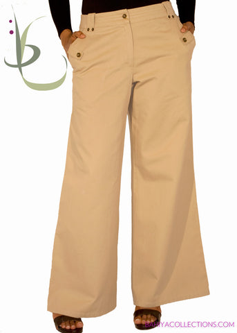 Kalima Cotton Pants