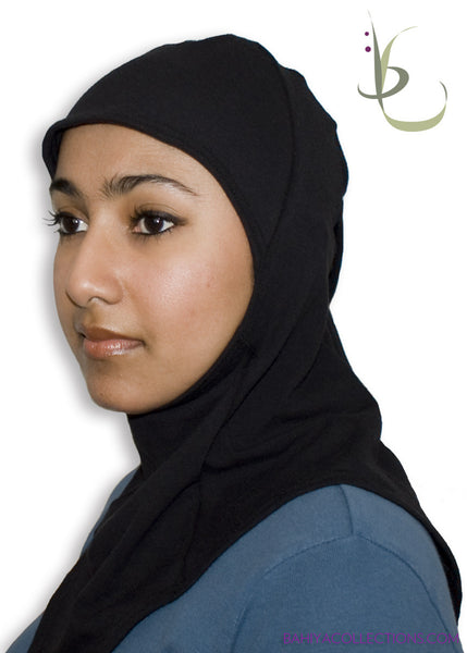 Athletica Sports Hijab (Black)